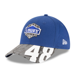New Era Jimmie Johnson #48 Youth Reflective Fuse Hat
