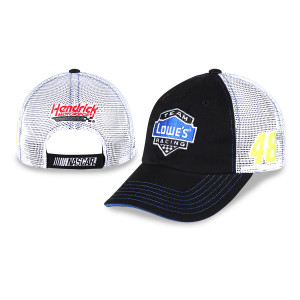 Jimmie Johnson Adult Trucker Hat - Lowe's