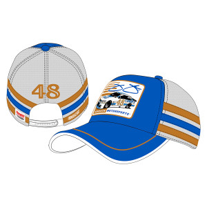 Jimmie Johnson 2017 #48 Darlington Hat