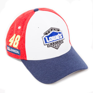 Jimmie Johnson #48 2018 Lowes American Salute 940 Adjustable Hat