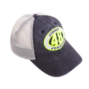 Jimmie Johnson #48 2018 NASCAR New Era 920 Patched Pride Lowes Youth Hat