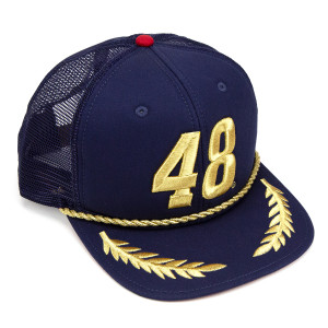 Jimmie Johnson #48 2019 NASCAR New Era HC950 Scrambled Hat