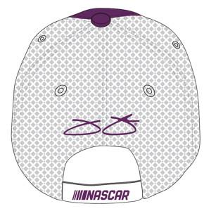 #48 NASCAR Jimmie Johnson Ally Financial Plum Hat