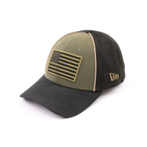 Jimmie Johnson #48 2020 Military Salute 9FORTY Adjustable Hat