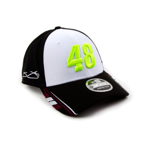 Jimmie Johnson #48 2020 Driver Alt 9FORTY New Era Stretch Snap Hat