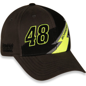 Jimmie Johnson #48 2020 Lightning Adjustable Hat