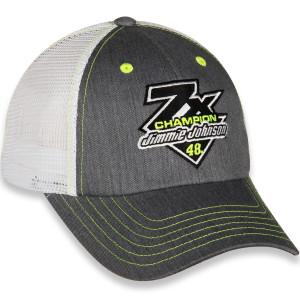 Jimmie Johnson #48 2020 7X Champion Snapback Hat