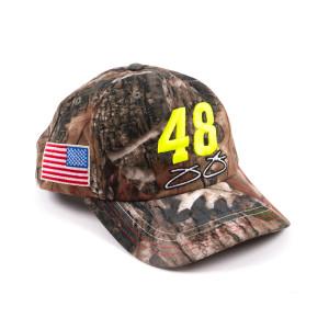 Jimmie Johnson #48 2020 TrueTimber Victory Snapback Hat