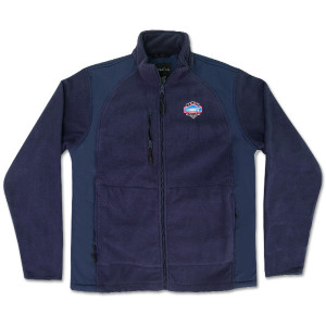 Team Lowe's Racing Ultra Club Full-Zip Performance Fleece