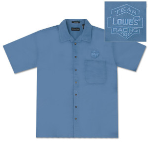 Jimmie Johnson Wedgewood Cabana Shirt