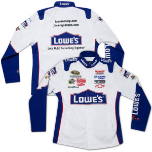 Jimmie Johnson #48 Ladies Uniform Jacket