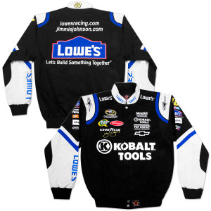 Jimmie Johnson #48 Kobalt Uniform Jacket