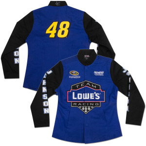 Jimmie Johnson #48 Lowes Ladies Big Number Jacket
