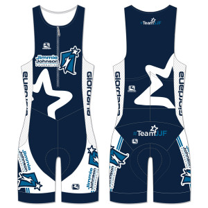 TeamJJF - Men's Giordana Tri Suit - One piece