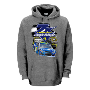 Jimmie Johnson 2016 NASCAR Champ Graphic Hoodie