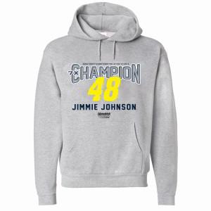 Jimmie Johnson 7X Champion Hoodie