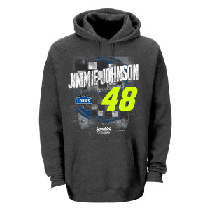 Jimmie Johnson #48 Lowe's Adult Sponsor Hoodie