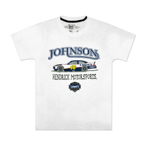 Jimmie Johnson #48 Youth Slub T-Shirt