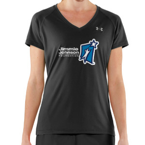 Jimmie Johnson Foundation Ladies Under Armour Running Shirt