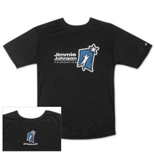 Jimmie Johnson Foundation #TeamJJF BadgerT-shirt