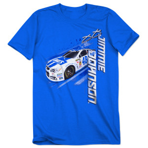 Jimmie Johnson - 2014 Chase Authentics  Lowe's Adult Drive Tee