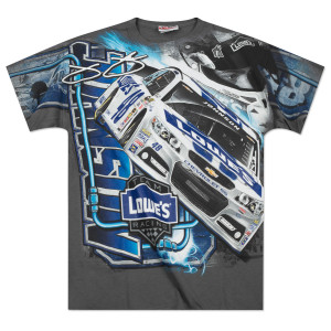 Chase Authentics Jimmie Johnson - Lowe's Adult Momentum Total Print Tee
