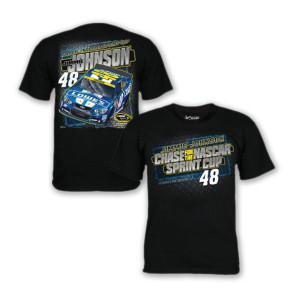 Jimmie Johnson - Lowe's Nascar Chase for the Sprint Cup Tee