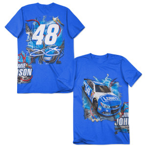 Jimmie Johnson 2015 Hot Wired T-Shirt