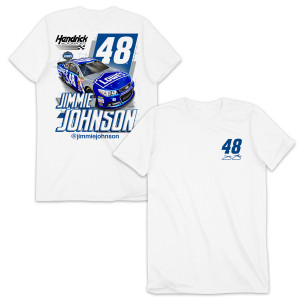 Jimmie Johnson LTD Edition Exclusive 2015 Season Launch T-Shirt