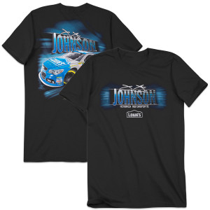 Jimmie Johnson #48 Speed Freak T-Shirt