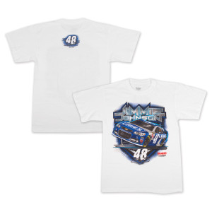 Jimmie  #48 Backstretch T-Shirt