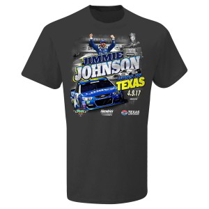 Jimmie Johnson #48 2017 TEXAS Victory T-shirt