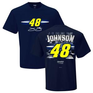 Jimmie Johnson #48 Fan Up T-shirt