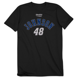 Jimmie Johnson #48 Blackout T-Shirt
