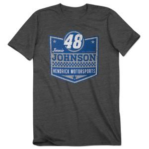 Jimmie Johnson #48 Retro T-Shirt