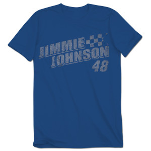Jimmie Johnson #48 Vintage Slant T-Shirt