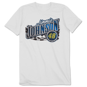 Jimmie Johnson #48 Winners Circle T-Shirt