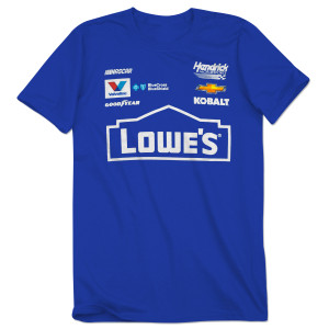 Jimmie Johnson 2017 Lowe's T-shirt