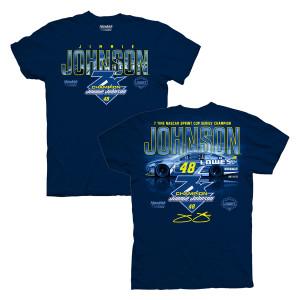 Jimmie Johnson 7x NASCAR Champ T-shirt - EXCLUSIVE