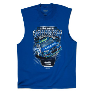 Jimmie Johnson Adult 1-spot Muscle T-shirt - Lowe's
