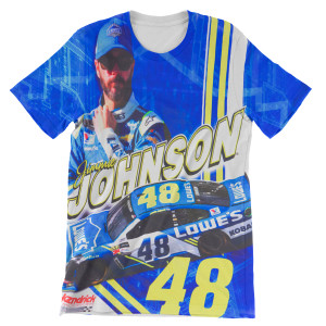 Jimmie Johnson Total Print T-shirt
