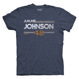 Jimmie Johnson 2017 #48 Darlington Vintage T-shirt