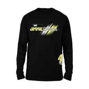 Jimmie Johnson #48 Full Throttle LS T-shirt