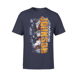 #48 NASCAR Jimmie Johnson TrueTimber Patriotic T-shirt