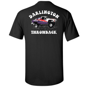 Jimmie Johnson 2019 Darlington Throwback #82 Truck T-shirt