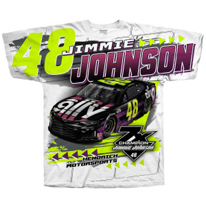 Jimmie Johnson #48 2020 Ally T-shirt