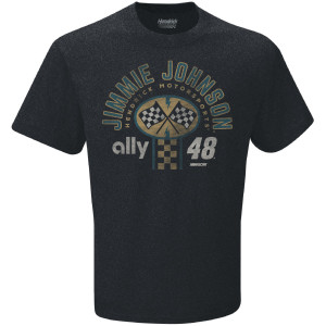 Jimmie Johnson #48 2020 Ally Pit Stop Tee