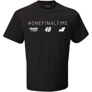Jimmie Johnson 2020 #ONEFINALTIME T-shirt