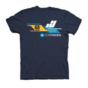 Jimmie Johnson #48 2021 Indycar Carvana Tee