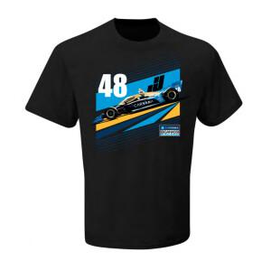 Jimmie Johnson #48 2021 Youth Indycar Carvana Tee